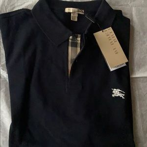 BURBERRY BRIT BLACK  LARGE BRAND NEW LARGE